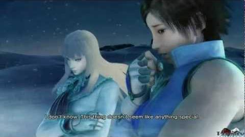 Street Fighter X Tekken Asuka & Lili's Rival Battle Scene Ending