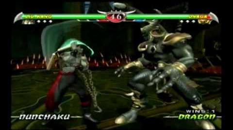 Mortal Kombat Return of The Dragon King - Liu Kang Playthrough