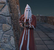 Sanders KKK outfit