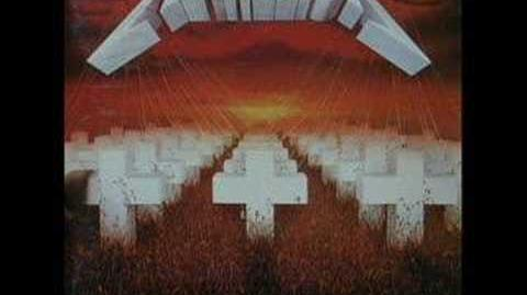 Metallica - Welcome Home (Sanitarium) (Dixmor Asylum's theme song)