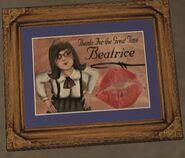 Beatrice on pic