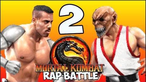 Mortal Kombat - Epic rap battle part 2