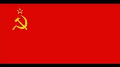 The National Anthem of the Soviet Union