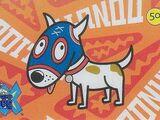 Masked Dog