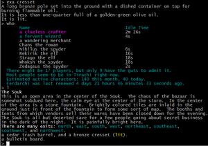 DartMUD screenshot