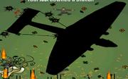 Enemy airplane