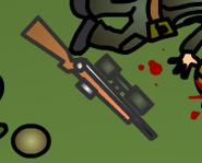 Kar98k scoped