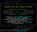 Legend of the Jedi