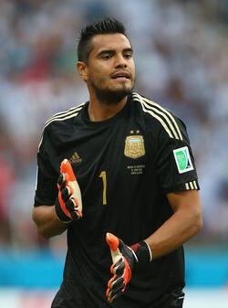 Sergio Romero Nigeria v Argentina Group F anWwM0Q3Ool