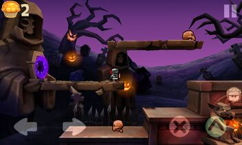 Muffin-Knight-Graveyard-level-2