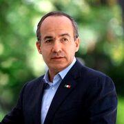 Felipe Calderon Mexico