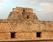 Uxmal Mexico Maya
