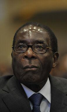 Robert Mugabe - 2009