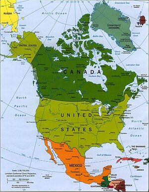 North america pol97