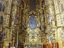 Altar Reyes Catedral Metropolitana