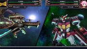 G-Castle English battle