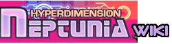 The Hyperdimension Neptunia affiliate logo