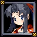 Warrior Maiden small portrait