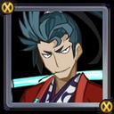 Shogun small portrait