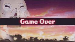 Mugen Souls game over screen