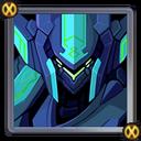 Cutting-Edge Cyborg small portrait