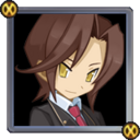 Trained Butler small portrait