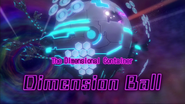 The Dimensional Container - Dimension Ball