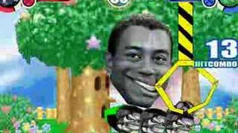 MUGEN - Mini Metal Mario(Me) VS Omega Tiger Woods