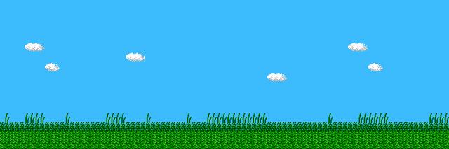 Zelda II Grassland