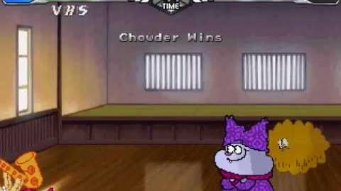 Chowder (Me) Vs