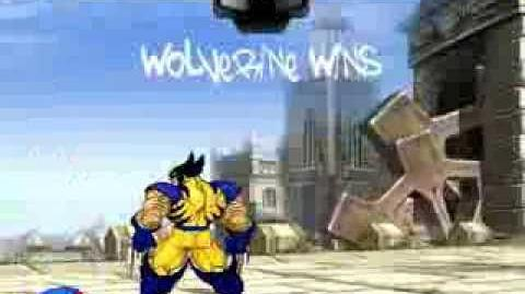 Mugen 1.0 Battles - Wolverine vs