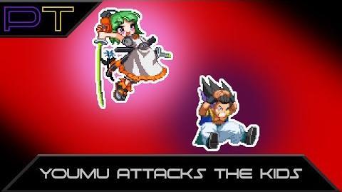 PT M.U.G.E.N Youmu Attacks the Kids