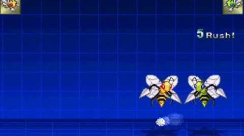 Mugen Beedrill VS Beedrill Shiny -Updates-