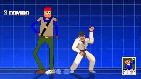 Mugen Character - Kung Fu Brian