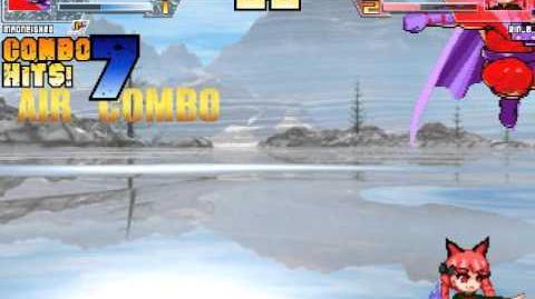 The MegaBrony MUGEN - Magneighto vs Rin Kaenbyou