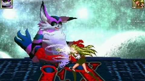 MUGEN - Big the Cat (Me) vs Sailor Pluto