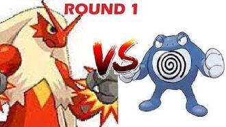 March Mugen Madness Round 1 Blaziken vs Poliwrath