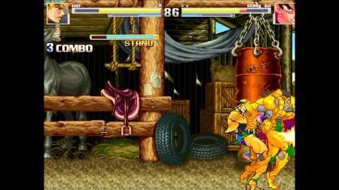 M.U.G.E.N - DIO VS GokuZ2