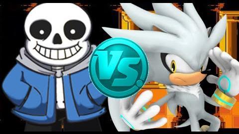 MUGEN Sans vs Silver Mugen Battle 4