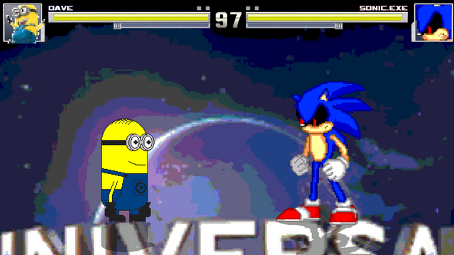 Universal Dave and Sonic exe