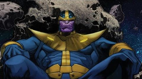 CHAR Thanos by The None