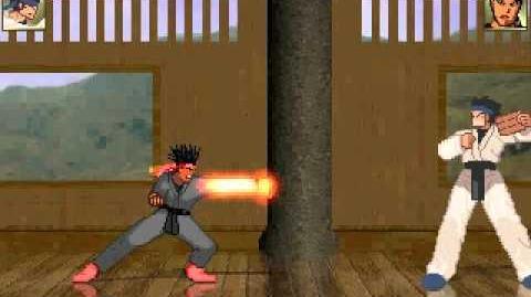 RGM MUGEN The Kung Fu Man vs Evil Kung Fu Man