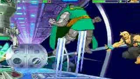 MUGEN Dr. Doom vs