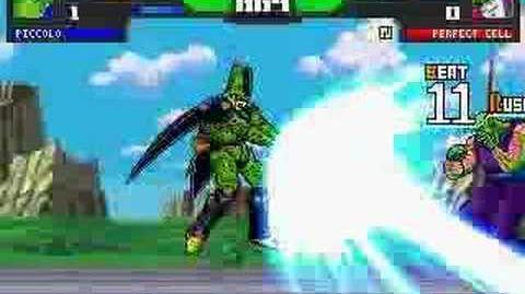 Mugen Piccolo(Me) vs