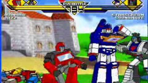 KX Mugen 13 Ironhide Jazz vs