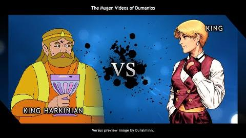 MUGEN Clash of Kings