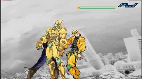 Mugen Kenshiro vs. DIO