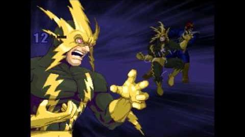 Brawl Mugen My Falcon Power Knows No Limits