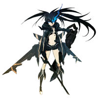 Black Rock Shooter BRSTG