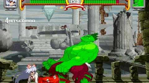 Mugen 618 Red Hulk
